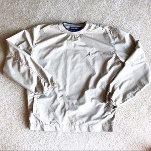 Ralph Lauren Polo Golf Khaki Pullover Jacket